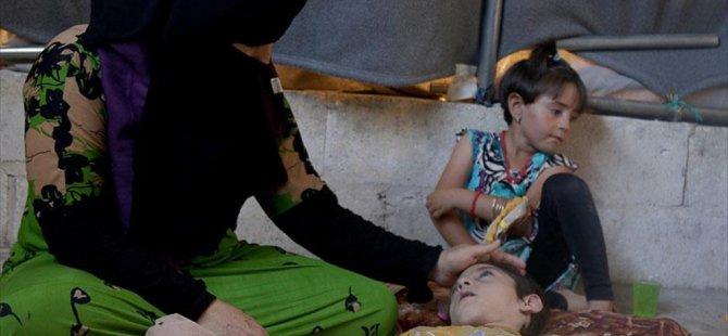 Suriyeli Yoksulların Türkiye Sınırında Yaşam Savaşı