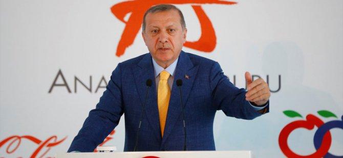 Erdoğan'dan Avrupa ülkeleri için tarihi değerlendirme