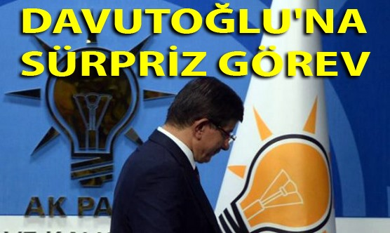 Ankara'nın konuştuğu görev! Eski Başbakan Davutoğlu...