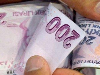 200 Liralık Paralar kimsesiz kaldı