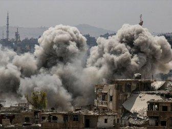 Şam'da 'Beyaz Baretliler'in Müdürü Öldürüldü