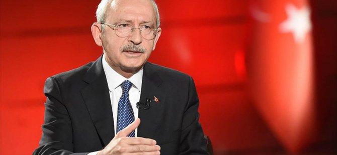 Kılıçdaroğlu'dan Almanya tepkisi : Ambargoyu doğru bulmuyoruz