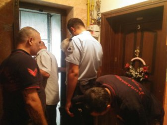 Kahramanmaraş'ta Asansör Boşluğuna Düşen Yaşlı Adam Öldü (Kamil Demirci)