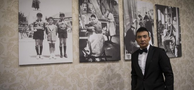 Çinli Yıldız Liu Ülkesinde Türkiye'yi Tanıtacak
