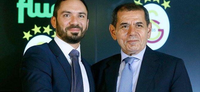 Galatasaray'a Yeni Sponsor : Fluo ile anlaşma tamam
