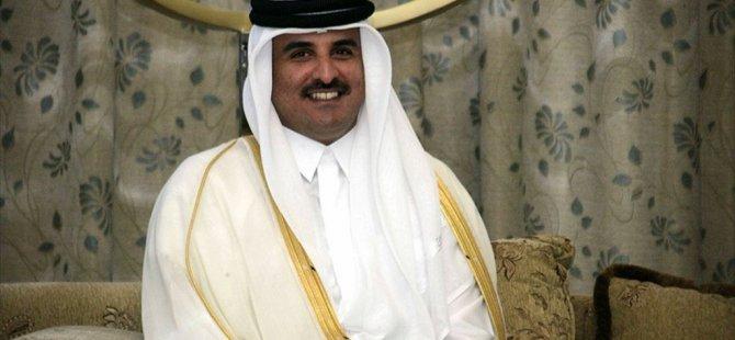 Katar Emiri Al Sani'den Türkiye'ye ziyaret kararı