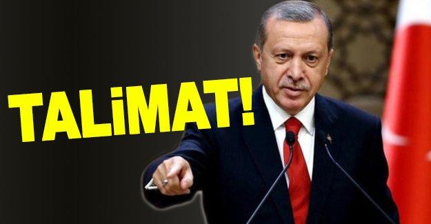 Son Dakika : 250 kişilik liste Cumhurbaşkanı Erdoğan'ın önünde