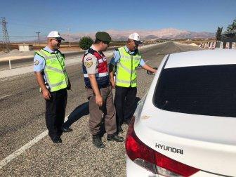 Polis Ve Jandarma Ortak Uygulama gerçekleştirdi