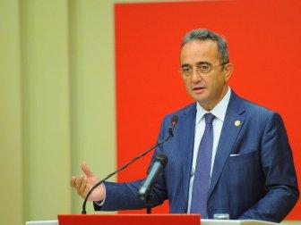 """Bülent Tezcan: """"Vize Krizinden Kaynaklanan Yük 63 Milyar Liradır"""""""