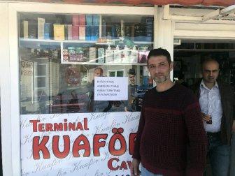 Zonguldak'ta Amerikan Traşı Yasağı