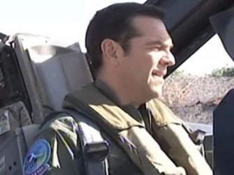 Yunanistan Başbakanı Çipras neden f16 ile uçtu ? Türkiye de tepki