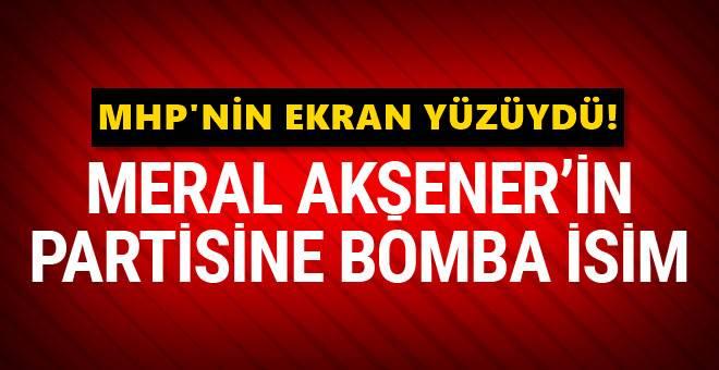 Meral Akşener'in partisine kritik bir isim daha katıldı! Görevi de belli