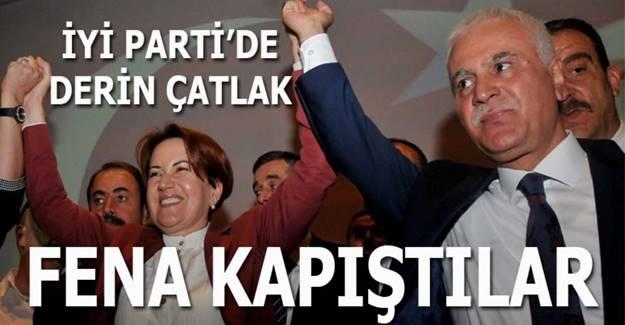 İYİ Parti'de 'iç güveysi' kavgası! Şok iddialar! İstifa mı ediyor?