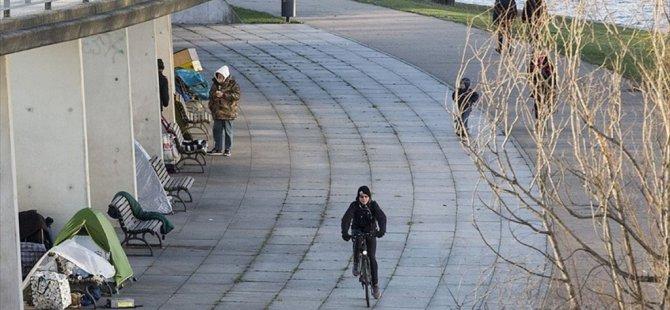 Almanya'da Evsizlerin Sayısı İki Yılda Yüzde 150 Arttı