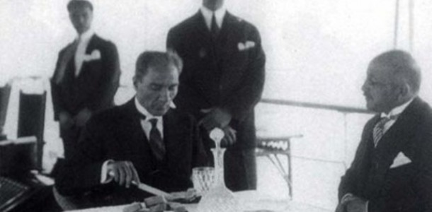 Atatürk'ün Bir Günü: Sofrasında Severek Tükettiği 5 Yemek