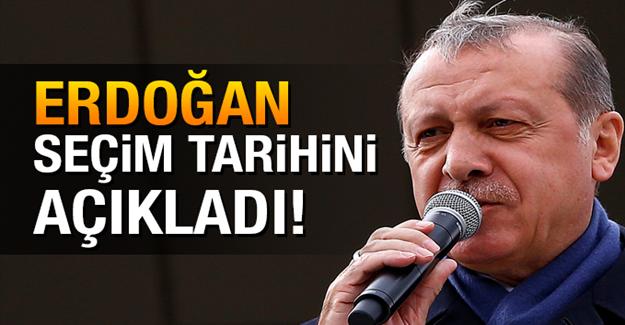Erdoğan'dan Son Dakika Seçim Açıklaması! Çok Güçlü bir şekilde hazırlanmamız lazım diyerek tarih verdi!