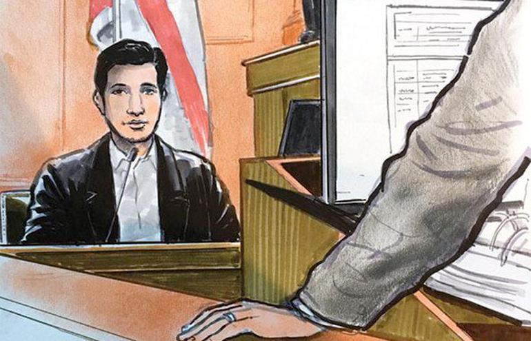 Reza Zarrab'ın FBI ile Türkiye'ye kumpas kaydına bakın!