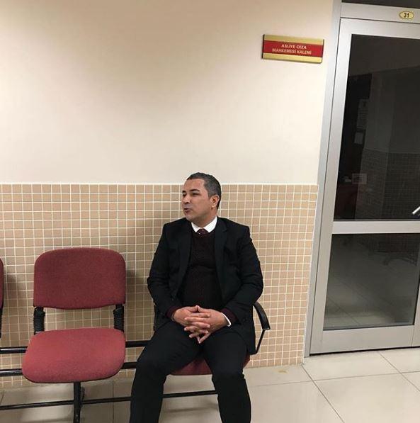 Habertürk TV Genel Müdürü'ne Esenboğa'da şok gözaltı!