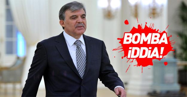Abdullah Gül'ün ofisinde görülmemiş hareketlilik: