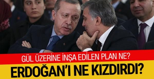 Erdoğan Gül hamlesini neden yaptı? 2019 planı ne? Gerçek Açığa Böyle Çıktı