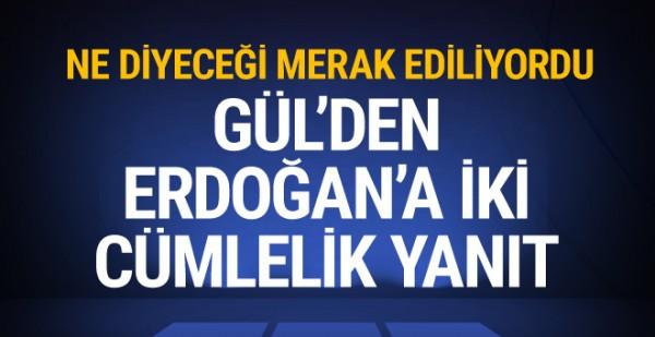 Abdullah Gül Hakkındaki Eleştirilere Cevap Verdi