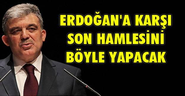 Ahmet Hakan, Abdullah Gül'ün yeni 'stratejisini' açıkladı