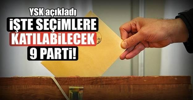 Meral Akşener'in partisi listede yok! İyi Parti'den Açıklama geldi