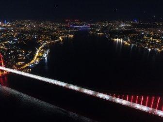 15 Temmuz Şehitler Köprüsü'nden Atlayan Kişinin Cansız Bedenine Ulaşıldı
