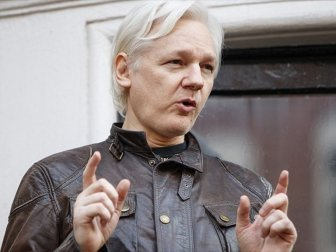 Wikileaks'in Kurucusu Assange'dan 'Yalan Haber' Açıklaması