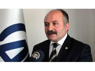 Mhp Grup Başkanvekili Usta: İnsanı Yaşatmak İçin Kurulmuş Tek Ordu Türk Ordusudur