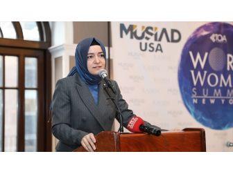 Aile Ve Sosyal Politikalar Bakanı Kaya Abd'de