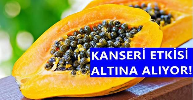 Meleklerin meyvesi de olarak biliniyor! Kanseri 24 Saat içerisinde etkisini alan meyve