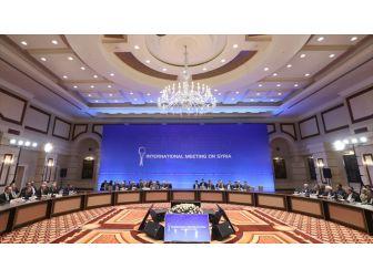 İran'dan 'Astana Görüşmeleri Devam Etmeli' Mesajı