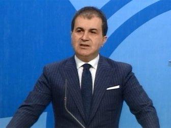 AB Bakanı ve Başmüzakereci Ömer Çelik'ten Açıklama