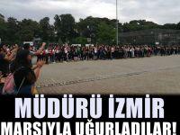 İzmir Marşını okutmayan Müdür Görevden Alındı!