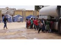 Humuslu Sığınmacılar Yardım Bekliyor