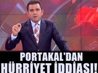 Satış Sonrası Hürriyet'in düştüğü durum! Fatih Portakal Çekinmeden Söyledi..