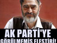 Davutoğlu'nun eski danışmanı Mahçupyan: 'Kendileriyle gurur duysunlar'