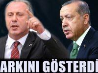 Muharrem İnce: Erdoğan'dan farkım...