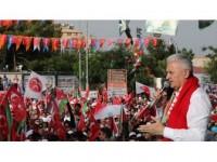 Başbakan Yıldırım: Zulümle Abat Olunmaz
