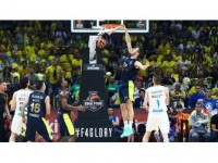 Fenerbahçe Doğuş Avrupa İkincisi