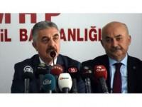 Mhp Genel Sekreteri Büyükataman: Aç Kalsak Da Ekonomik Tetikçilere Teslim Olmayız