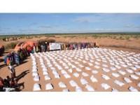 Tika'dan Somali'deki Sel Mağdurlarına Yardım Eli