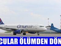 Türk pilot arızalanan uçağı burun üstü indirerek 151 kişiyi hayata bağladı