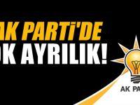 AKPARTİ'de adaylık depremi: 'Siyaseti bırakıyorum'