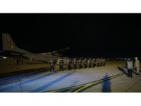 'Yarasa Komandolar' Gece Atlayışıyla Göz Doldurdu