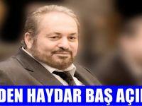 CHP'den Haydar Baş hamlesi! Haydar Baş Açıklamayla duyurdu