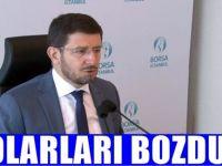 Borsa İstanbul : döviz varlıklarını TL'ye çevirdi
