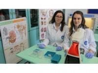 Liselilerin 'Mikro Akışkan Çip'i Ödüle Doymuyor