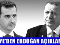 Erdoğan ile Esad neden düşman oldu? Suriye'ye göre İlişkileri Bozan Hayal